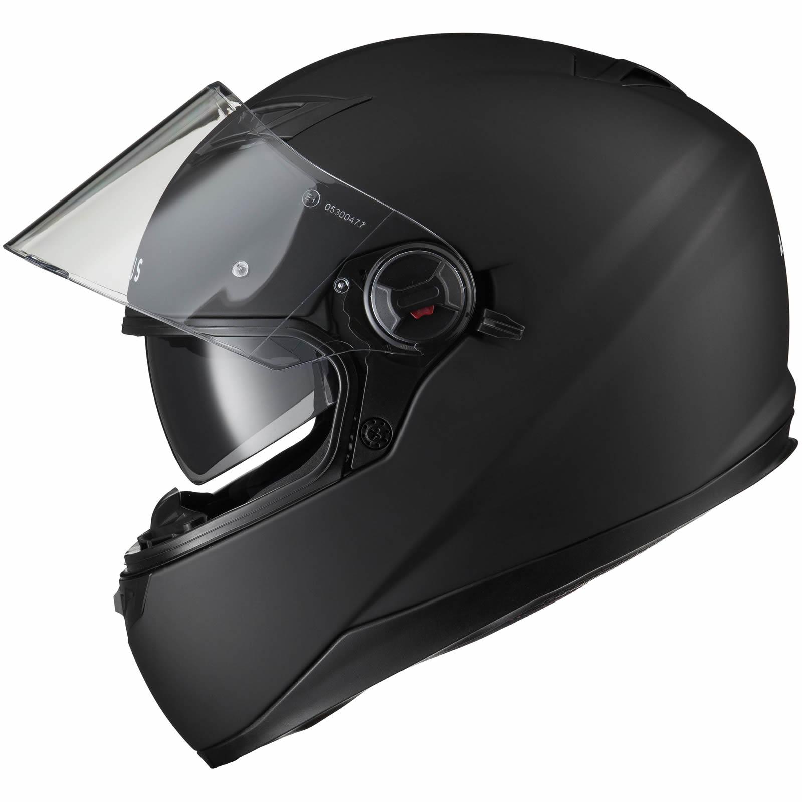 AGRIUS Rage SV Matt black Solid 3503 mc hjälm - Sharkspeed bf007f0d6f674