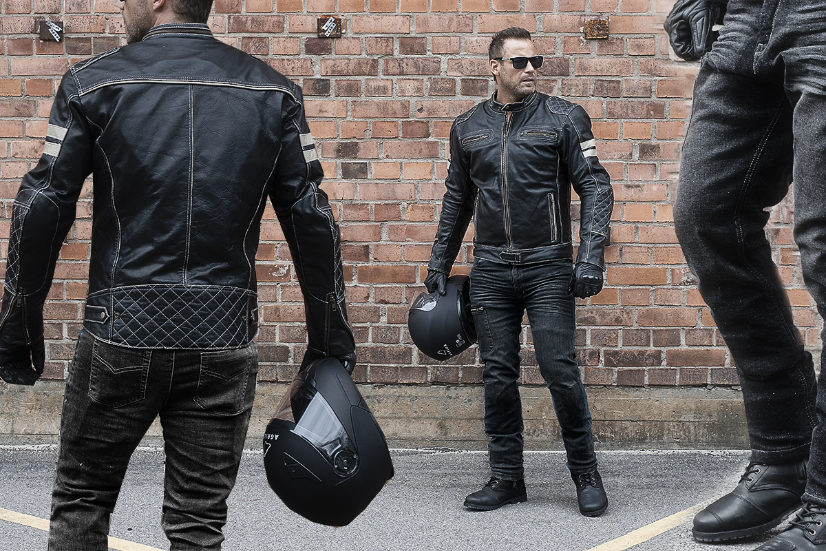 KEVLAR PAKETET - RIVER BLACK SUMMER PACK LEATHER