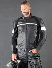 Mc Jacka Alive Force Leather 009883
