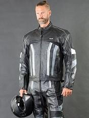 Force V2 New Leather mc skinnjacka 009874