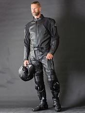 Mc Black-Rider Leather Suit 2- delad  5022
