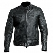 ATA GHOST LEATHER mc skinnjacka  59541