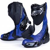 Black Venom 5043-0107 Blue Mc stövlar