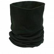Black Cotton Neck Tube 5007