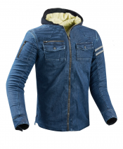 ATA DENIM KEVLAR SHIRT CE PRO MC SKJORTA