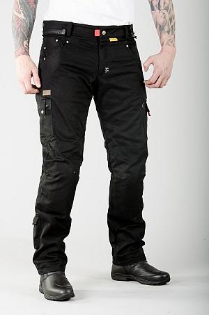 Alive Kevlar Black Denim mc jeans