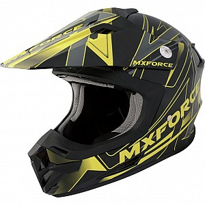 MX Force MHS39 X-1 143510804 YELLOW CROSSHJÄLM