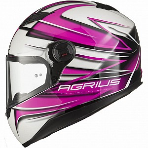 AGRIUS RAGE CHARGER PINK 510111203 INTEGRAL MC HJÄLM