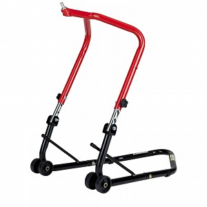 Black Pro Range Height Adjustable Front Head Stand (B5065)