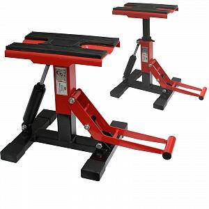Black Pro Range Adjustable MX Lift Stand (B5213)