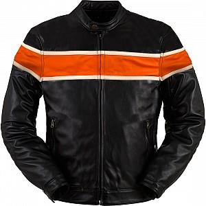 Volt Custom leather mc jacka 1009876