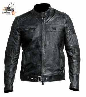 XPR ATA GHOST LEATHER mc skinnjacka  59541