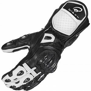 Black Raptor KEV01 White 5286 mc handskar