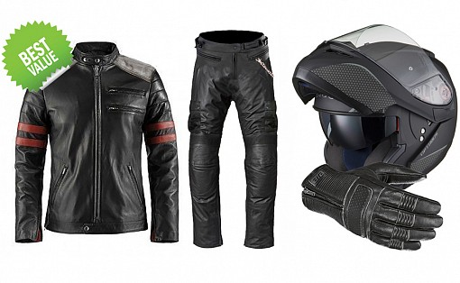 SHARKSPEED LADY LEATHER PACK 1